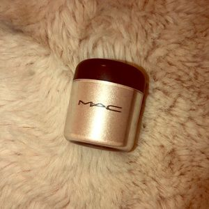 Mac pigment powder shimmertime large rose gold